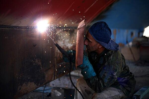 Seam Welding Design and Fabrication services