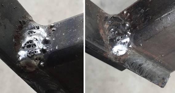 weld defects sheet metal design