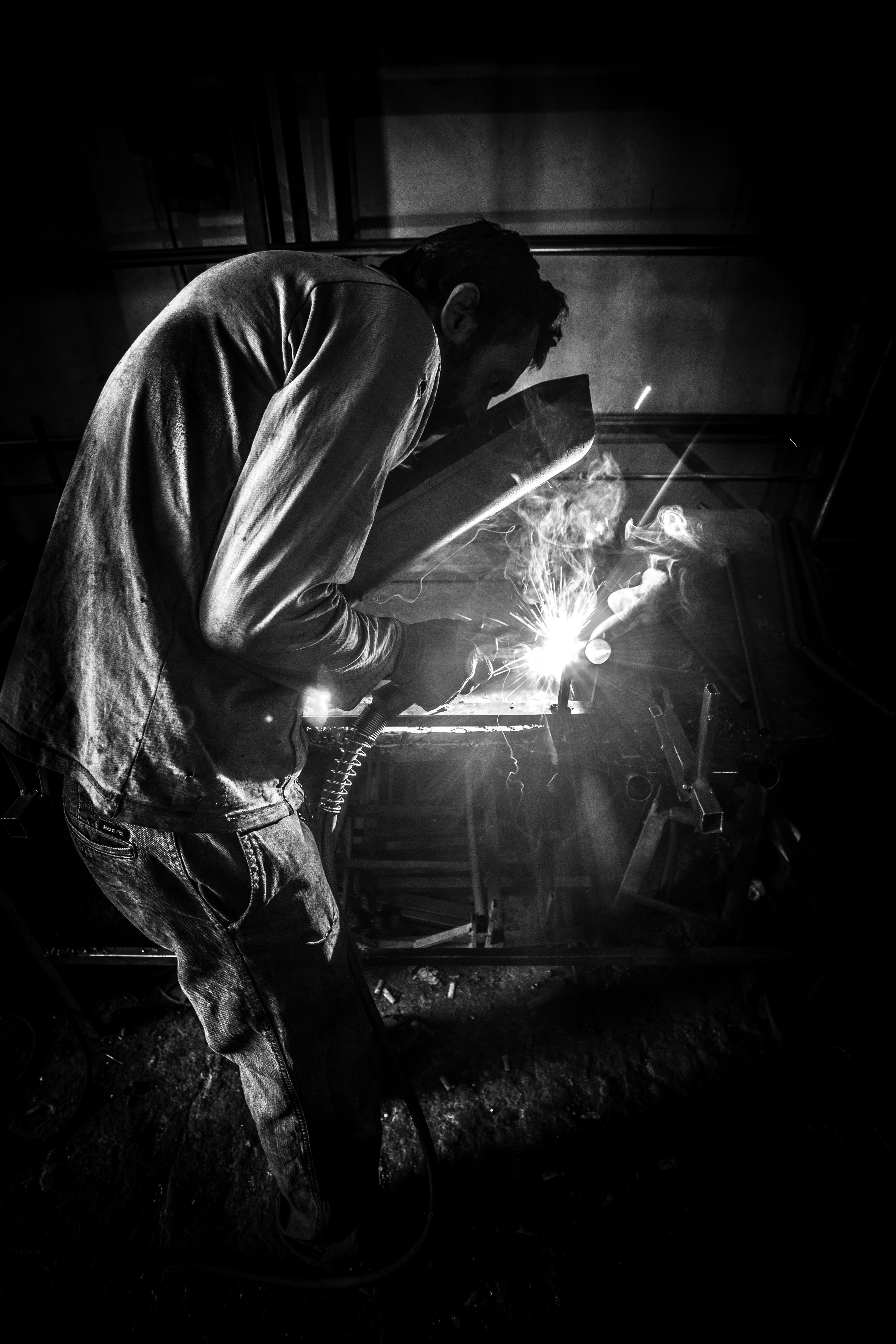 Industrial Welding Specifications: Does MIG or TIG Fit Your